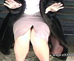 Mature Upskirt Videos